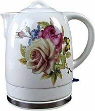 Elektrischer Kaffeekessel 1.8L retro Keramik