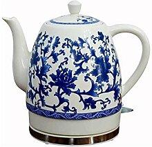 Elektrischer Kaffeekessel 1.8L Teekanne-retro