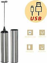 Elektrischer Milchaufschäumer, USB