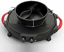 Elektrischer rauchloser Grill Elektrogrill Home