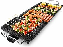 Elektrischer Rauchloser Teppanyaki-Grill,