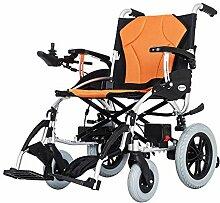 Elektrischer Rollstuhl, Faltbarer tragbarer