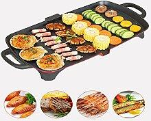 Elektrischer Teppanyaki-Grill, Rauchfreier