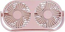 Elektrischer Ventilator kreativer kleiner