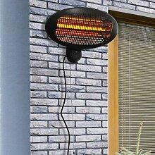 Elektrischer Wandheizstrahler Coby Belfry Heating