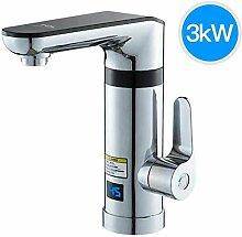 Elektrischer Wasserhahn Durchlauferhitzer Schnelle