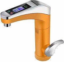 Elektrischer Wasserhahn LED-Temperaturanzeige