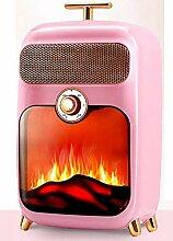 Elektrisches Feuer Elektroherd Elektrischer Retro