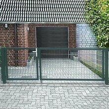Elektrisches Gartentor / Einfahrtstor Basic