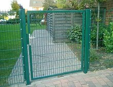 Elektrisches Gartentor Premium Breite 100cm x