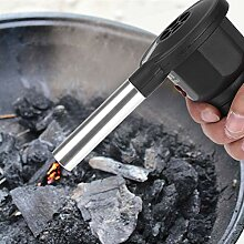 Elektrisches Gebläse für BBQ-Grill, Tragbar BBQ