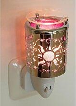Elektrisches Nachtlicht, Duftlampe SUN, SONNE, H 10.5cm, Ø 6cm, Pajoma (15,50 EUR / Stück)