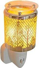 Elektrisches Nachtlicht Duftlampe TREE BAUM H 10.5cm Ø 6cm Pajoma (15,50 EUR / Stück)