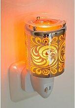 Elektrisches Nachtlicht, Duftlampe WAVE,