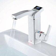 Elektro-Durchlauferhitzer Wasserhahn