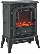 Elektro-Kaminofen Archie Belfry Heating Farbe: