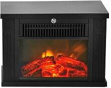 Elektro-Kaminofen Daphne Belfry Heating Farbe: