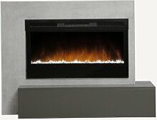 Elektro-Kaminofen Jessie Belfry Heating Farbe: