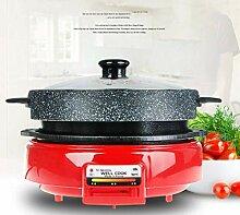 Elektrogrill Multi-Funktions-Elektro Hot Pot