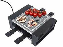 Elektrogrill Raclette Heißer Stein-Grill