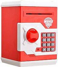 Elektronische Spardose mit Passwort, Geldkassette