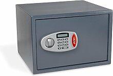 Elektronischer Safe Tresor mit Display Laptop MOT