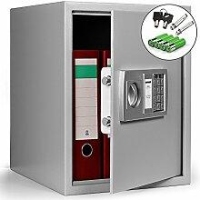 Elektronischer Tresor | 35x40x40cm | Türstärke