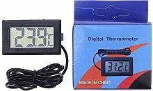 Elektronisches digitales digitales Thermometer