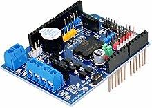 Elektronisches Modul L298P Motor Schild Board For