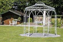 ELEO Milano wunderschöner Gartenpavillon rund