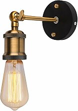 Eletorot Vintage Wandlampe Wandleuchte Retro