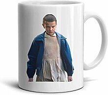 Elf Tassen bedruckt Kaffeetassen Milch Geschenk