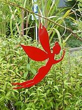 Elfe - Anhänger (Rot)