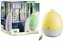 ELFO - Ultraschall Ätherischesöl Diffusor/ Luftbefeuchter USB-Stick