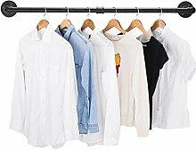 Elibbren Industrie-Kleiderständer, schwebend,