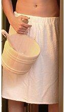 Eliga Lendenschutz Kilt Sarong 50 cm für Sauna