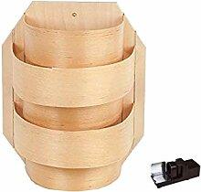 Eliga Leuchten Set klein für Sauna