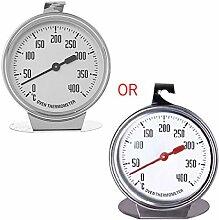 Eliky 50-400 Grad Edelstahl Backofenthermometer