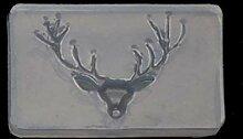 Eliky Deer Lock Key Crown Münze Herz Vogel