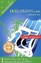 Elimann® | Bambustuch | Hochglanz Reinigungstuch