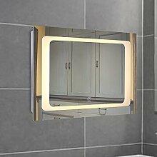 ELINKUME Badspiegel Beleuchtung Spiegelleuchte