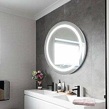 ELINKUME Badspiegel Wandspiegel Beleuchtung