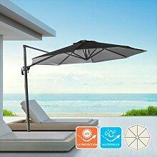Elios Parasols - Aluminium-Gartenschirm mit