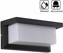 Elitlife 18W LED Wandleuchte Außen Wandlampe