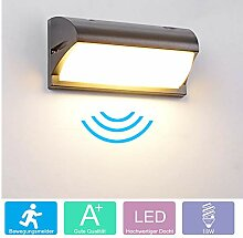 Elitlife Außenleuchte mit Bewegungsmelder LED