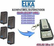 ELKA Universal Garagentor Fernbedienung Sender