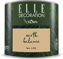 ELLE Decoration by Crown Premium Wandfarbe Earth