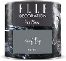 ELLE Decoration by Crown Premium Wandfarbe Roof