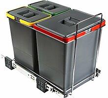 Mülleimer Küche Ausziehbar zu TOP-Preisen kaufen | LionsHome
