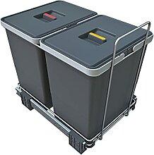 ELLETIPI Ecofil PF0134B2 Mülleimer zur